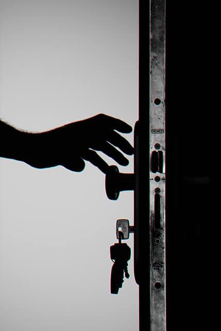 Unser integriertes Sicherheitskonzept bietet Schutz vor unbefugtem Zugriff durch Gebäudesciherung