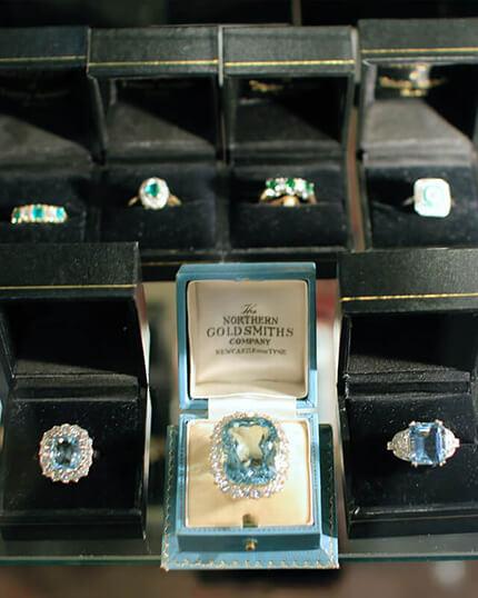 Sicherheitsglas für Juweliere in höchster Widerstandsklasse